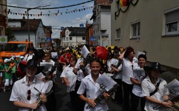 Neustadt Umzug Kinderfest