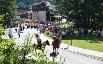 Unterweißbacher Kirmes