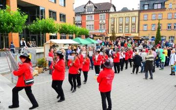 Wiedervereinigungsfeier Sonneberg