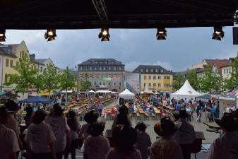 Saalfelder Marktfest