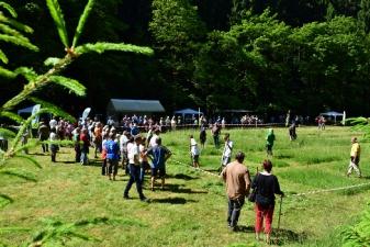 Bergwiesenfest Scheibe-Alsbach
